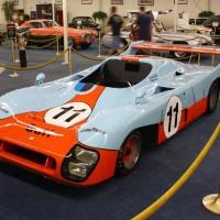 Gulf Mirage no museu de Las Vegas, Harrah's Collection