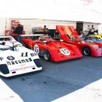 Diversos carros curiosos no Monterey Historics