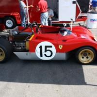 Ferrari de motor boxer 12 cilindros