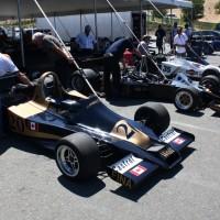 F1 Classics, reunião de carros clássicos como o lindo Wolf