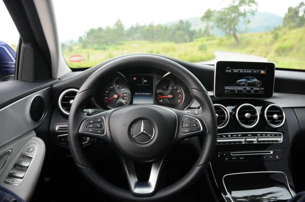 Mercedes-Bens C180 Avantgarde 01  MERCEDES-BENZ C180 AVANTGARDE, NO USO (COM VÍDEO) Mercedes Bens C180 Avantgarde 01
