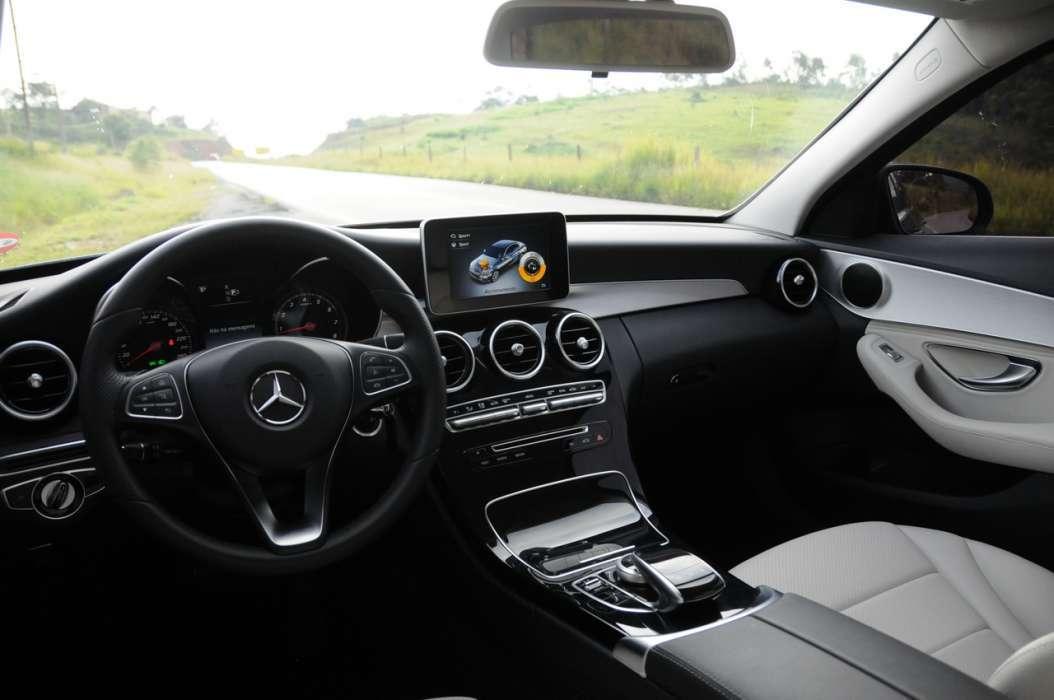 Mercedes-Bens C180 Avantgarde 14  MERCEDES-BENZ C180 AVANTGARDE, NO USO (COM VÍDEO) Mercedes Bens C180 Avantgarde 14