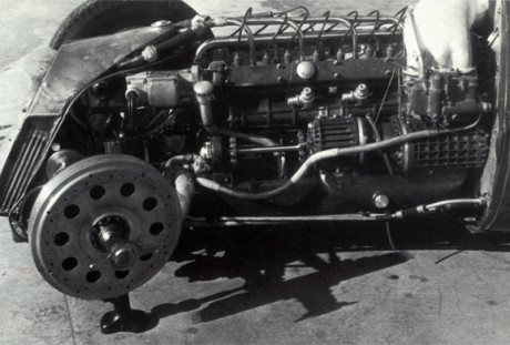 Gioacchino Colombo o projetou, ainda na década de 1930 (formulazerobrasil.wordpress.com)  ALFETTA 158/159, UM CARRO PARA POUQUÍSSIMOS (COM VÍDEOS) formulazerobrasil