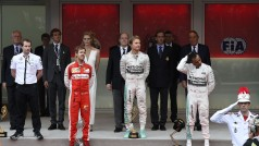 Vettel espia, Rosberg disfarça e Hamilton questiona: o clima da F-1 em Mônaco (foto Ferrari.com)