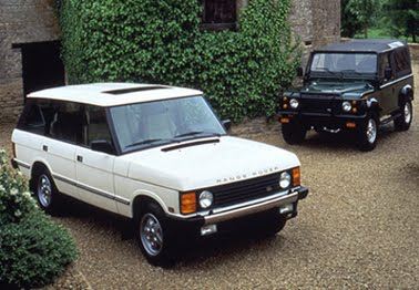 1994 Range Rover US and Land Rover 90 Web