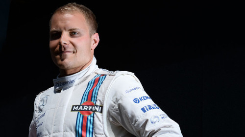 Valteri Bottas é a bola da vez (Foto Williams GP)