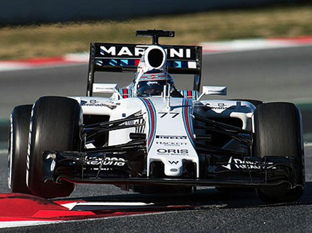 Bottas deve saltar da Williams para a Ferrari em 2016 (foto Williams)