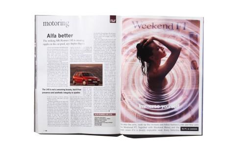 A bela e a fera (GQ-Magazine)