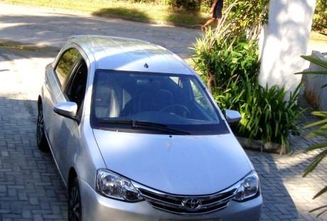 Um carro que agrada no dia-a-dia,  pois é leve e ágil