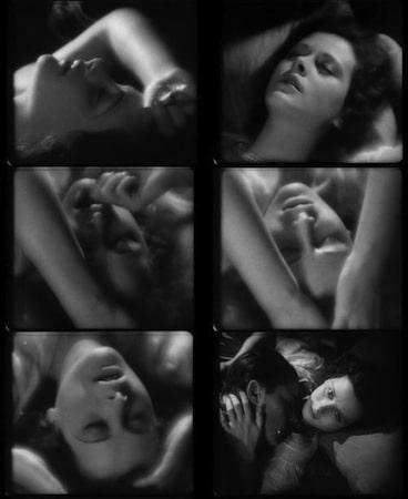 Eva em cenas do filme Ekstasy. (fonte:vietgiaitri.com)