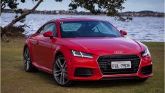 Foto Legenda 01 coluna 2115 - Audi TT.
