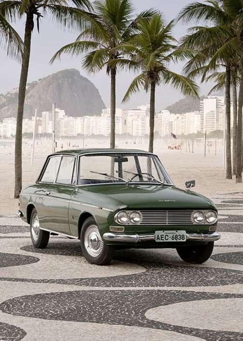 Fissore 1967 – este foi para o Museu da Audi, em Ingolstadt. Foto deles