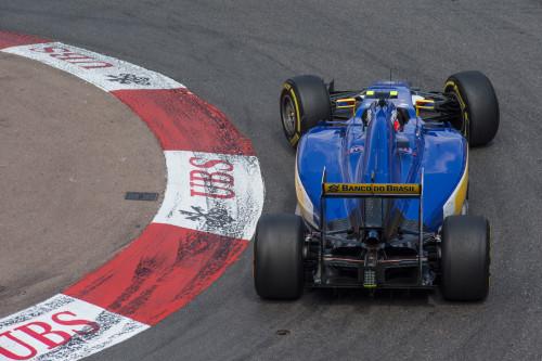 Felipe Nasr segue fazendo um bom trabalho e é o melhor estreante da temporada (Foto Sauber/D.Reinard)