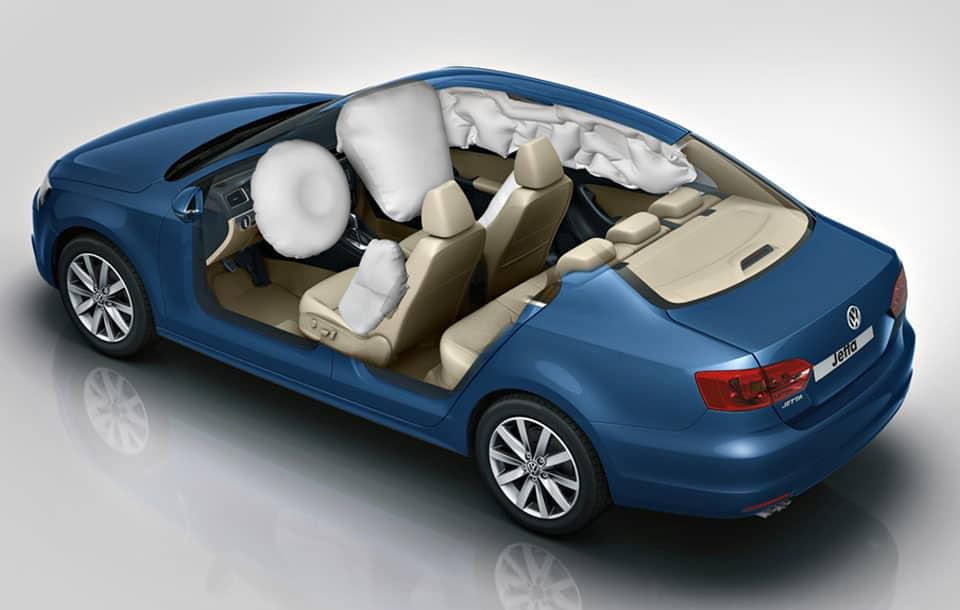 TESTE DE 30 DIAS: VOLKSWAGEN JETTA HIGHLINE 2,0 TSI (FINAL / COM VÍDEO) jetta 2015 airbag