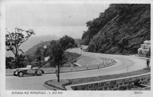 13 de maio, Dia do Automóvel petropolis