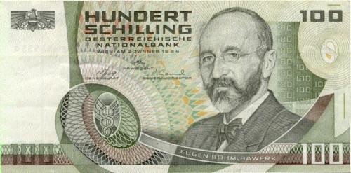 O guarda queria schillings... (foto Wikipedia)