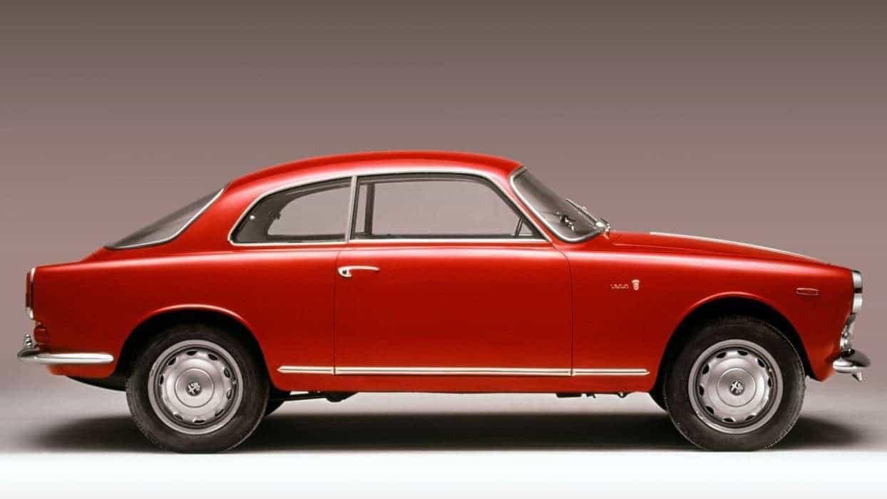 Alfa Romeo Giulietta Sprint 1958/62