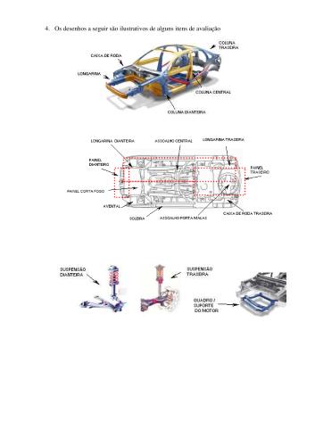 Diagrama orientativo do formulário para automóveis, segundo Resolução 362/2010 do CONTRAN (Fonte: Resolução 362/2010)