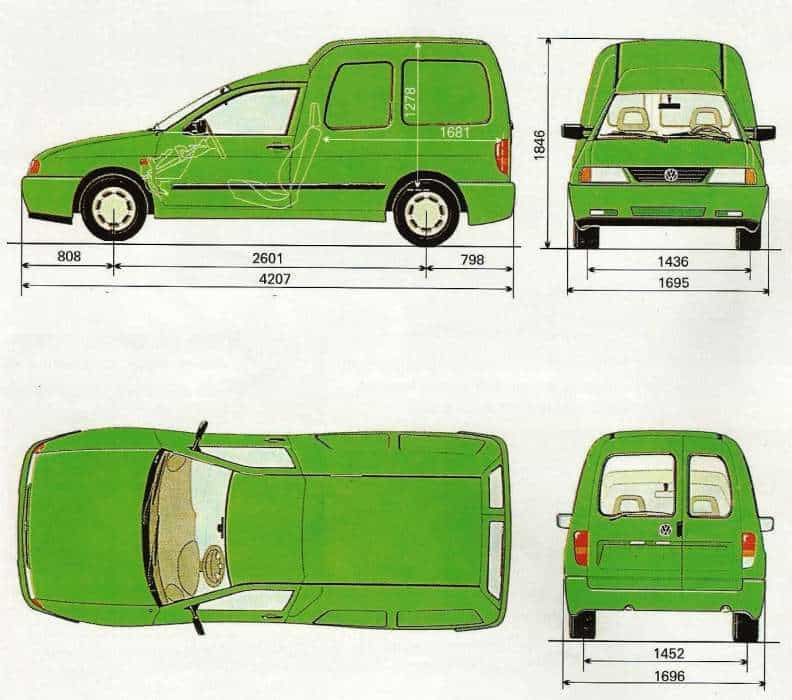 VW VAN 4