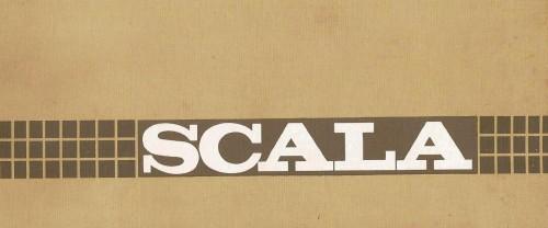 manual scala  UM LUXO SÓ manual scala
