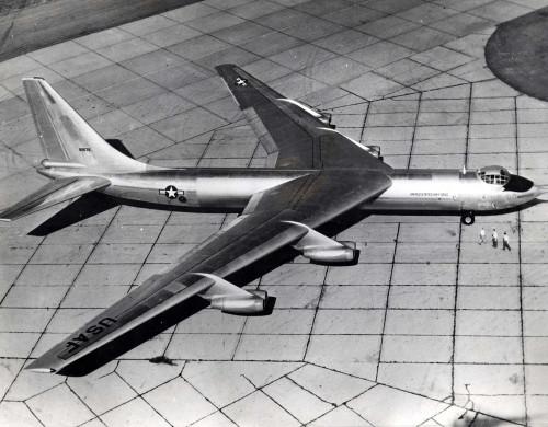 Convair YB-60, o jato que não passou da fase de testes (Wikipedia)