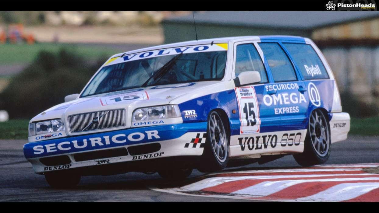 1 - 01_Volvo 850R BTCC - pistonheads com