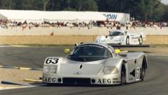 1989 24 HEURES DU MANS #63 Sauber (Team Sauber Mercedes) Manuel Reuter (D) - Stanley Dickens (S) - Jochen Mass (D) - res01