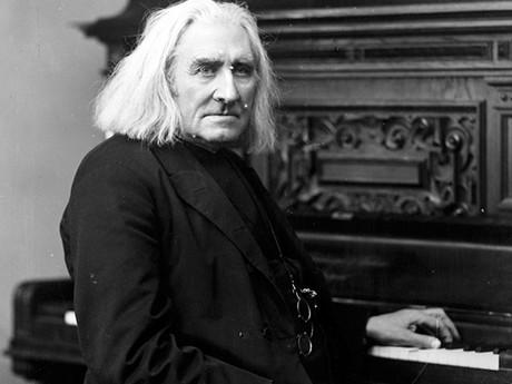 Franz Liszt (1811-1886), ou melhor, Liszt Ferenc, autor das Rapsódias Húngaras (foto asoutrasalmas.blogspot.com)  Rapsódias húngaras (COM VÍDEO) 20150728 Franz Liszt