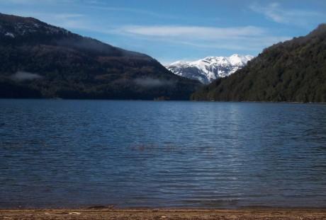 Linda, não é?  DUAL-FUEL: FINALMENTE O MOTOR CERTO PARA O ÁLCOOL Caminho dos 7 Lagos Andes argentinos Naldo 11