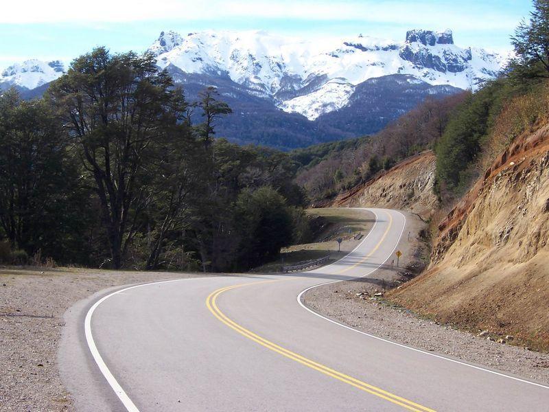 Caminho dos 7 Lagos, Andes argentinos - Naldo (14)  DUAL-FUEL: FINALMENTE O MOTOR CERTO PARA O ÁLCOOL Caminho dos 7 Lagos Andes argentinos Naldo 14