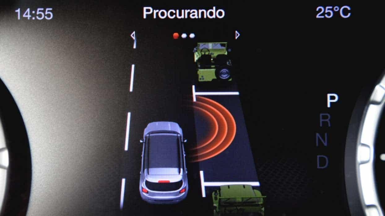 ASSISTENTE DE ESTACIONAMENTO BOSCH (COM VÍDEO) DSC 4090a