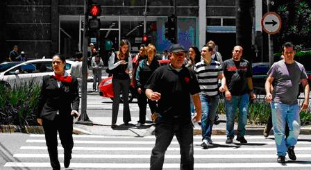 Faixa pedestres Nora  Sobre comportamento e educação Faixa pedestres Nora
