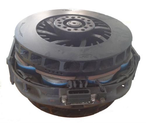 SISTEMAS DE FREIO AUXILIAR HSQ Series of Electromagnetic Retarder