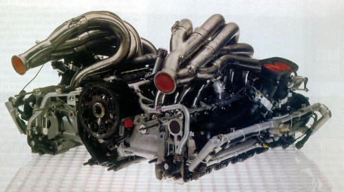 O NASCIMENTO DA EQUIPE SAUBER MercedesC291engine gurneyflap com