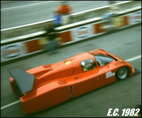 O NASCIMENTO DA EQUIPE SAUBER sauber shs c6 racingsportscars com
