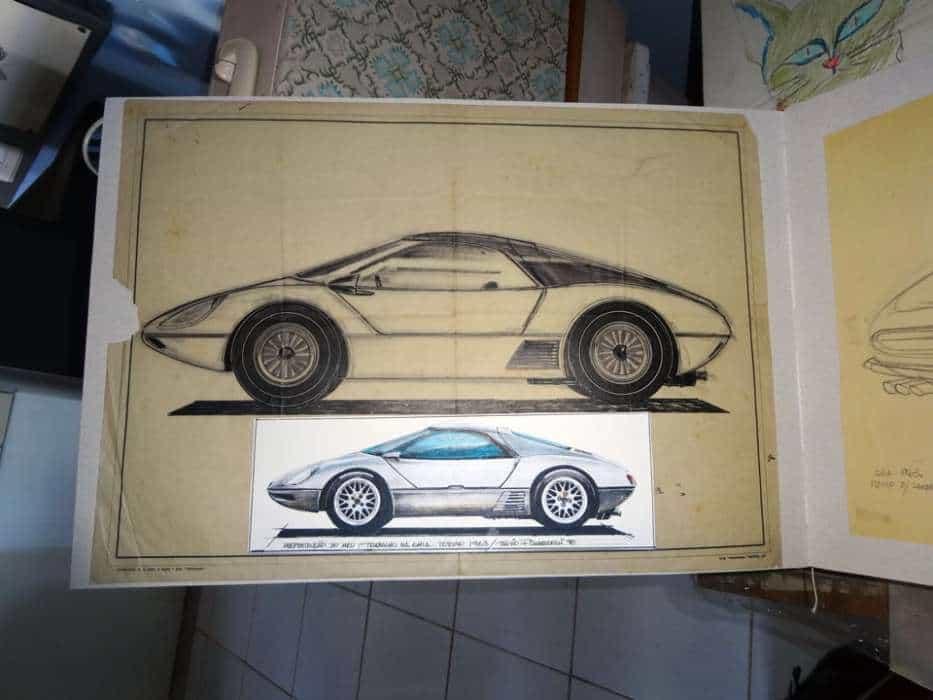 Foto-06  PIAN GT EM 3D, HOMENAGEM A UM GÊNIO DO DESIGN BRASILEIRO Foto 06