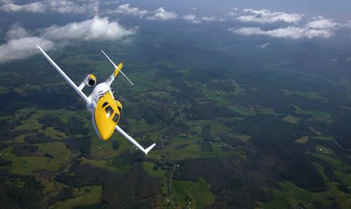 HondaJet Airborne2