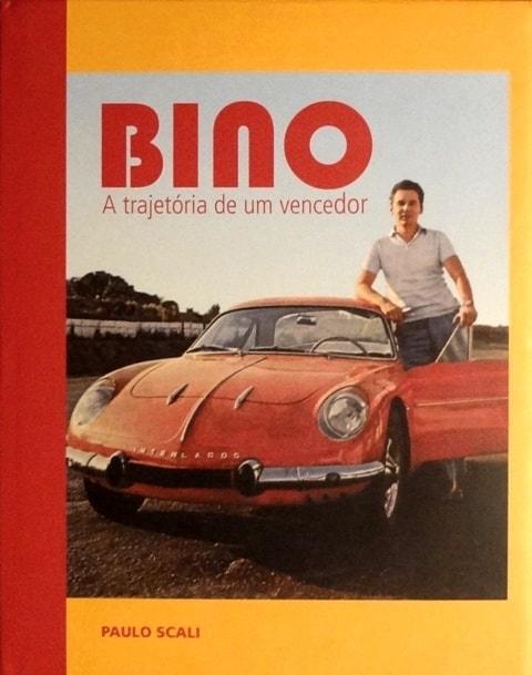 Livro Bino  LIVRO SOBRE CHRISTIAN HEINS Livro Bino