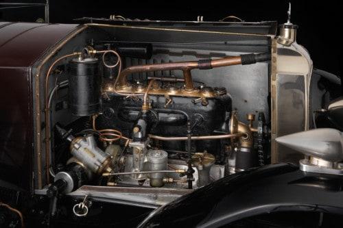 Vauxhall Type E 30/98 Velox 1920 135