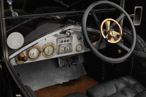 Vauxhall Type E 30/98 Velox 1920 124
