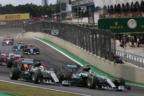 Fim do reinado: proposta de novos motores mira no domínio da Mercedes (foto Mercedes-Benz)