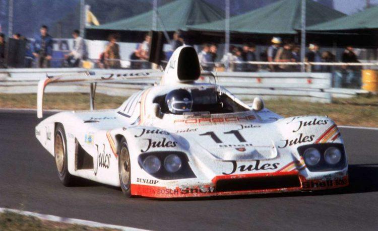 saga da porsche A SAGA DA PORSCHE EM LE MANS 1981 Porsche 936 sportscardigest com