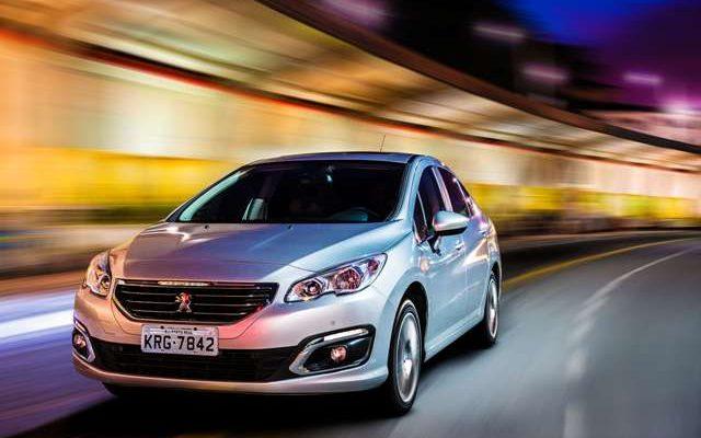 Foto Legenda 01 coluna 4815 - Peugeot 408
