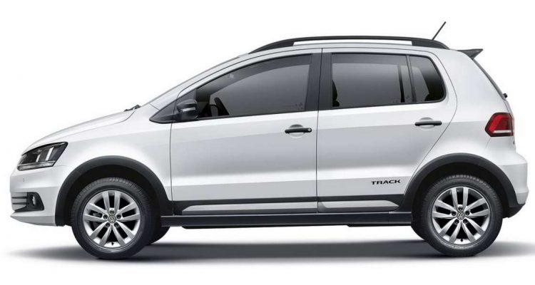 VW Fox Track 2016