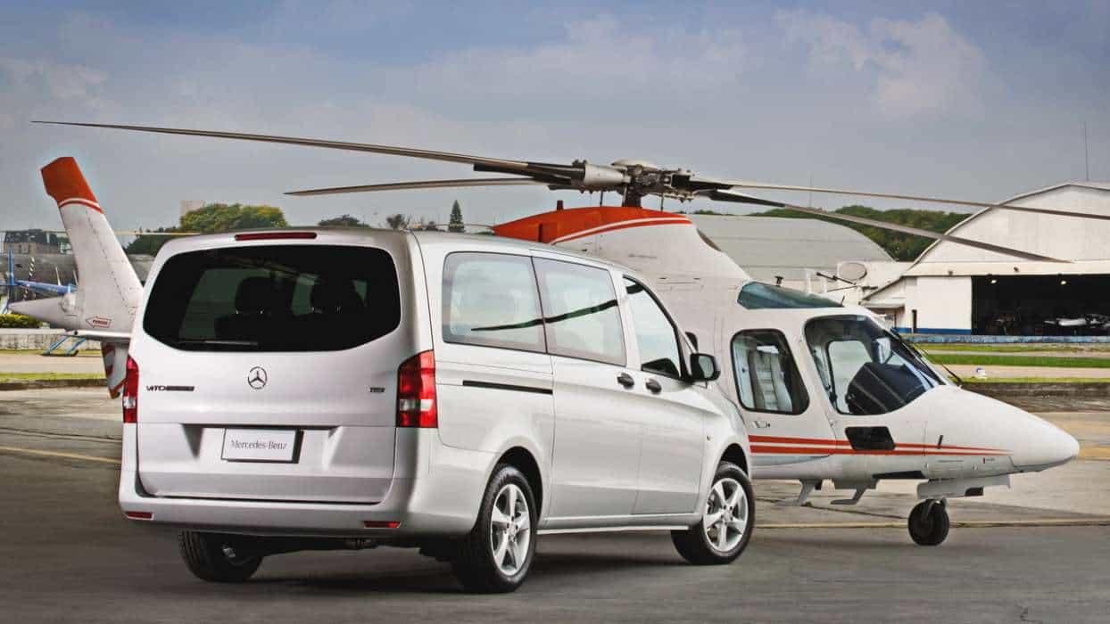 Mercedes-Benz Vito Tourer Luxo  NOVA VAN MERCEDES-BENZ VITO Vito Tourer 3a