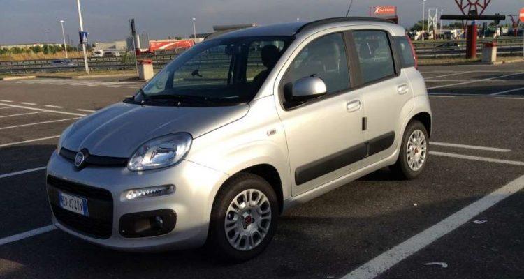 o simpático Fiat Panda 2014