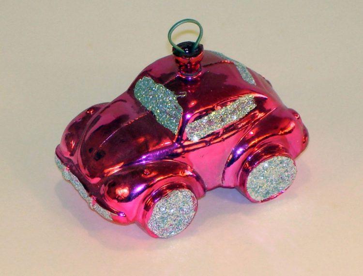 Neste a purpurina das rodas está preservada
