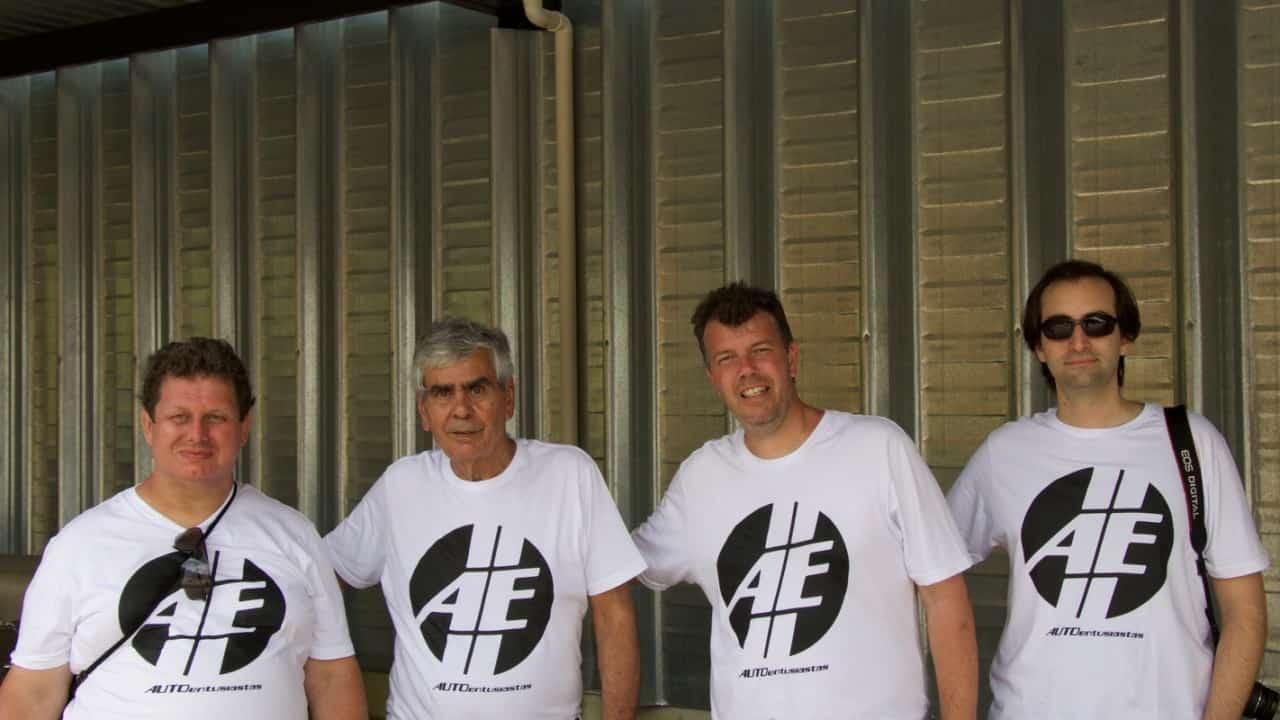 André Dantas, Bob Sharp, Paulo Keller e Milton Belli - foto: Márcio Salvo
