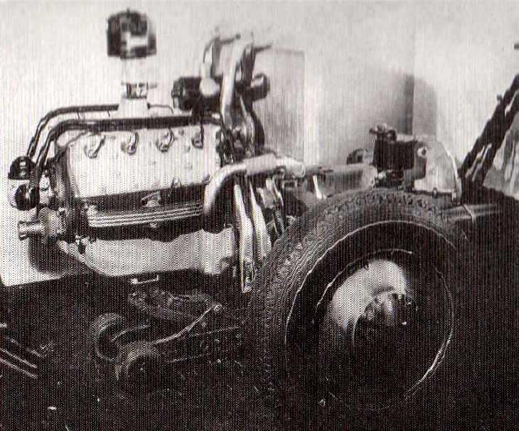 Ford 2  FORDS DE MOTOR TRASEIRO Ford 2