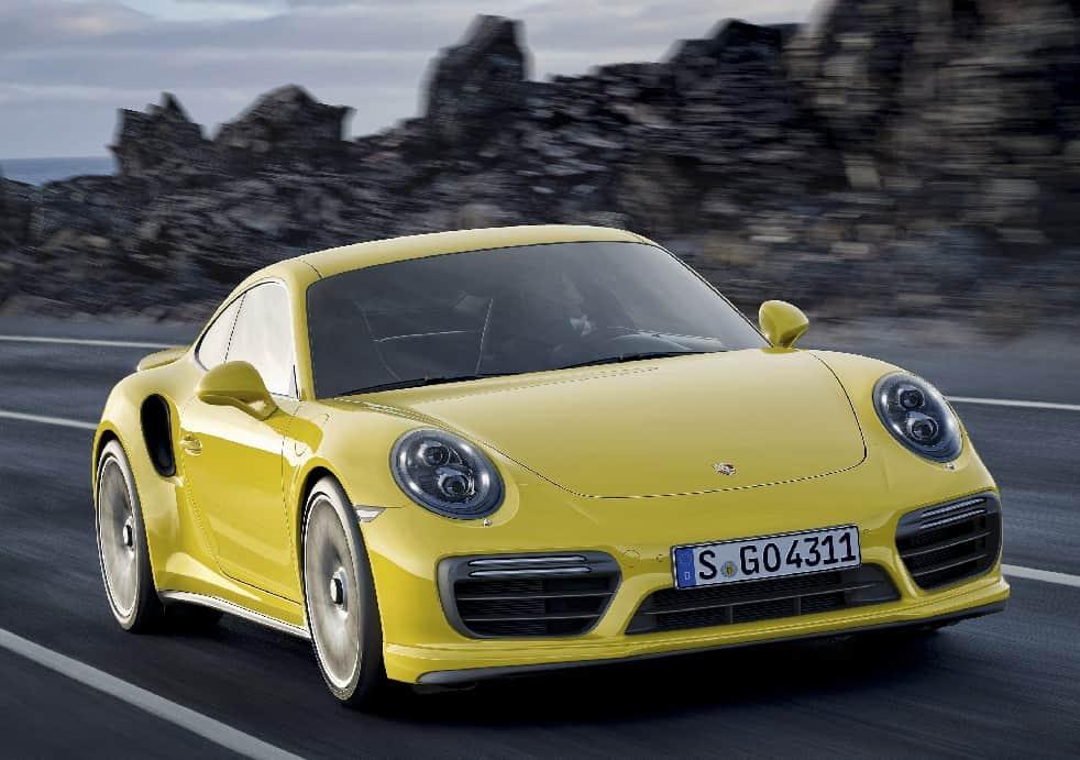 Foto Legenda 02 coluna 0516 - Novo Porsche 911 Turbo S .jpg  SR. GOVERNADOR, QUE TAL UMA FÁBRICA ASTON MARTIN? Foto Legenda 02 coluna 0516 Novo Porsche 911 Turbo S